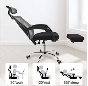 ergonomic chairs for lower back