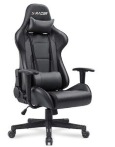 gaming chairs with headrest
