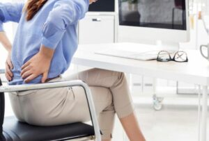 ergonomic chair back pain relief